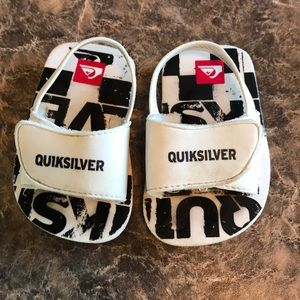 Quicksilver baby sandals